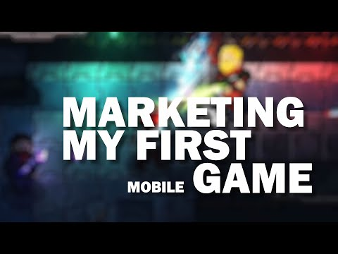 Marketing My Very First Mobile Game