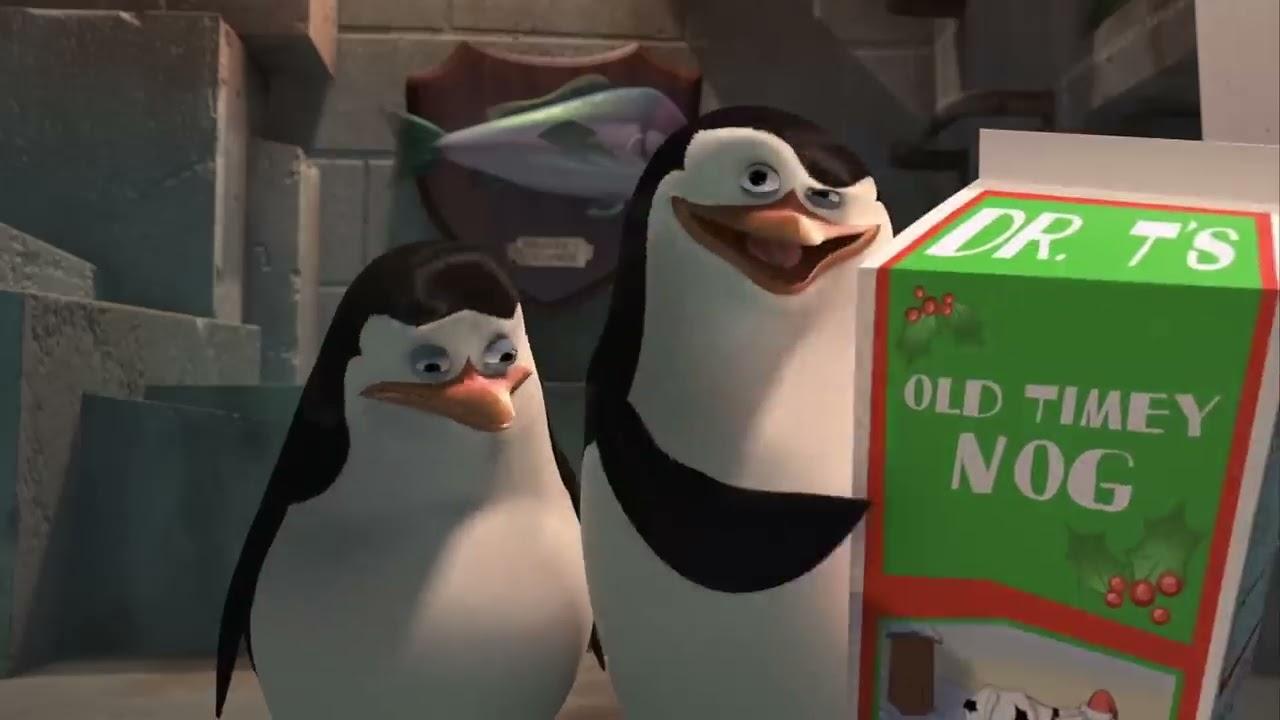Download DreamWorks Madagascar | Somethings Missing | Penguins of Madagascar Christmas Caper