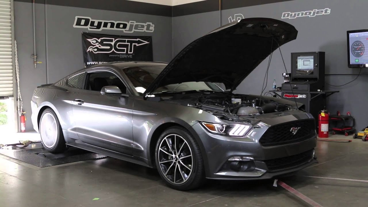 Unleashed tuned ecoboost mustang goes 0 60 how fast