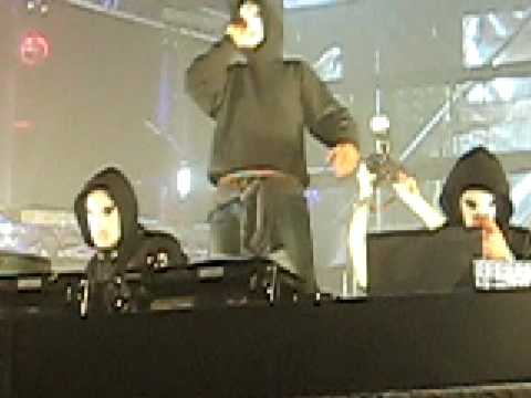 Masters Of Hardcore 2009 : Live Angerfist