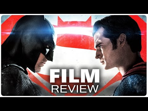 BATMAN VS SUPERMAN KRITIK REVIEW German Deutsch | Superhelden Filme 2016