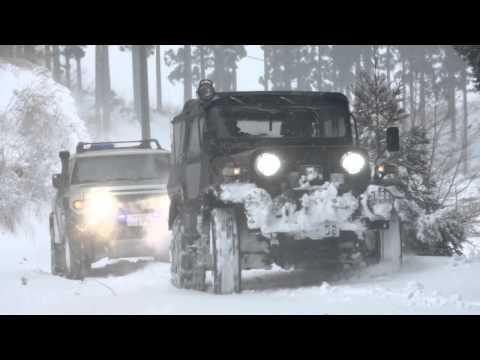 モトレージ 2014 スノーアタック STAGE1