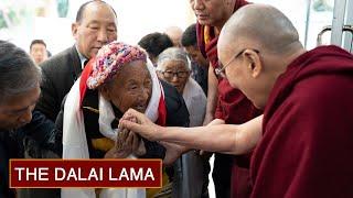 His Holiness the Dalai Lama's Tibetan New Year Message