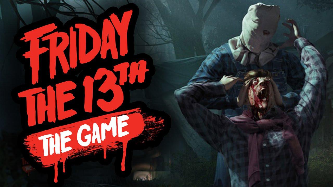 Friday The 13th El Hype Es Real Viernes 13 Gameplay