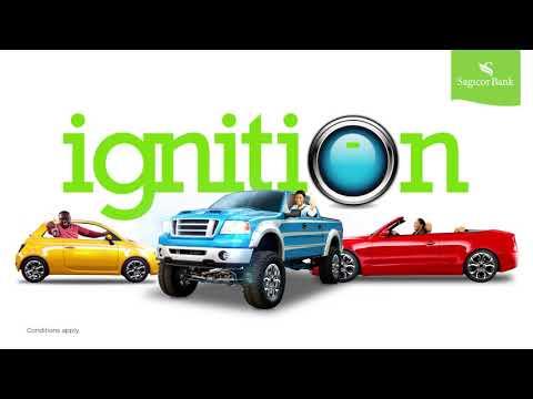 Sagicor Bank Ignition Auto Loan