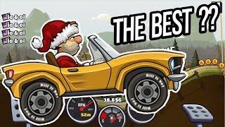 Hill Climb Racing 2 Is SportsCar The Best ??