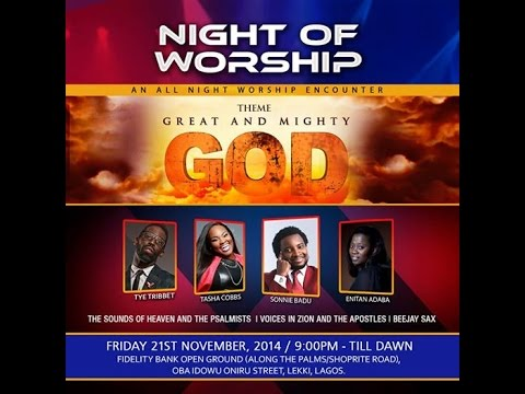 NIGHT OF WORSHIP 6.0