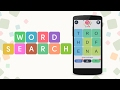 Word Search Brain Puzzle on Android and iOS