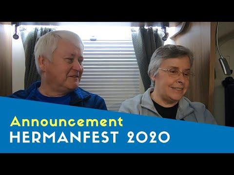 Hermanfest 2020 Announcement