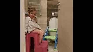Pepe Şarkısı eşliğinde Tuvalet Eğitimi (Çişimiz Tuvalette, Kakamız Tuvalette)