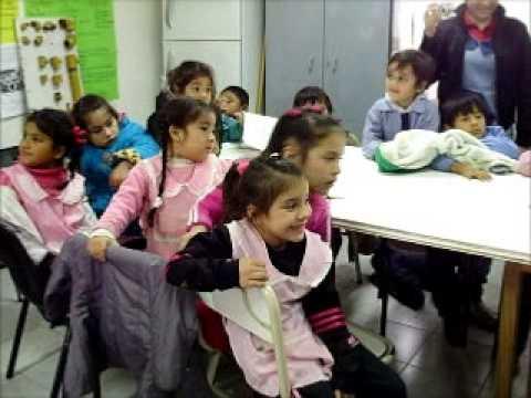 Visita de ni o y ni as del jardin de infante n 911 bella for Jardin 911
