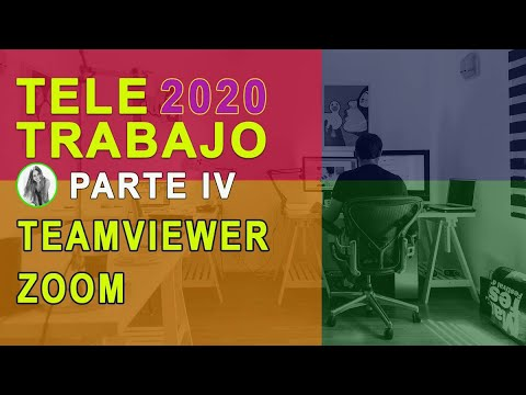 ✅💻#teletrabajo 2020 (iv): ⭐teamviewer y sex datingm. productividad✌🏻 from youtube · duration:  16 minutes 42 seconds