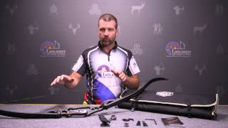 Hoyt Tiburon Traditional Recurve Bow Review at LancasterArchery.com