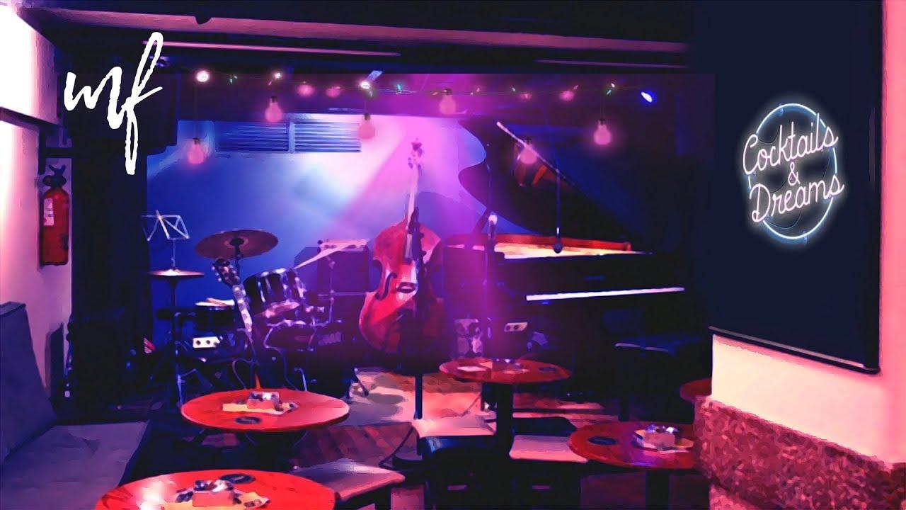 Jazz Club ASMR Ambience