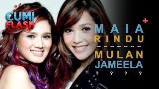 Video Hah? Maia Estianty Kangen Mulan Jameela - CumiFlash 20 September 2017 download MP3, 3GP, MP4, WEBM, AVI, FLV September 2017