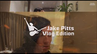 Jake Pitts VLOG Edition - Episode 1 - A day on tour in Dublin Ireland