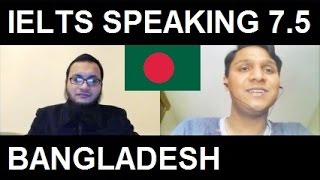 ✔ Best IELTS Bangladesh 🇧🇩 8 Speaking Test Samples Band 7.5 SYED 8.5