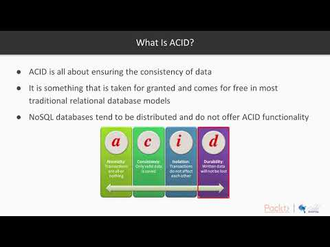 Hands-On Amazon DynamoDB for Developers:What Is ACID & Why