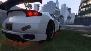 First Test   Rockstar Editor GTA V Online PS4