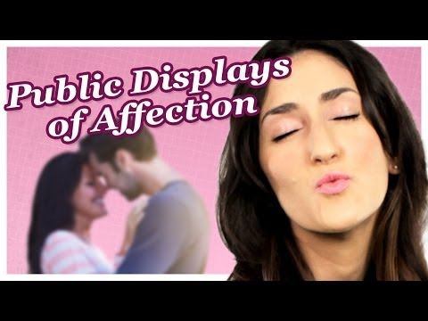 PDA: Public Displays Of Affection - Sexy Times With Gurl