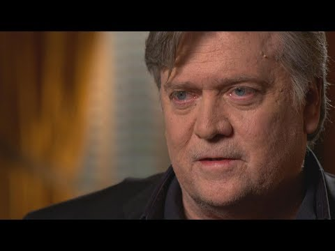 Steve Bannon: What Built America Was Economic Nationalism (60 Minutes Interview)
