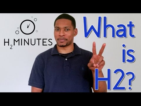 What is Molecular Hydrogen? (Episode 4)