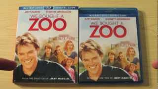 unboxing we bought a zoo blu ray