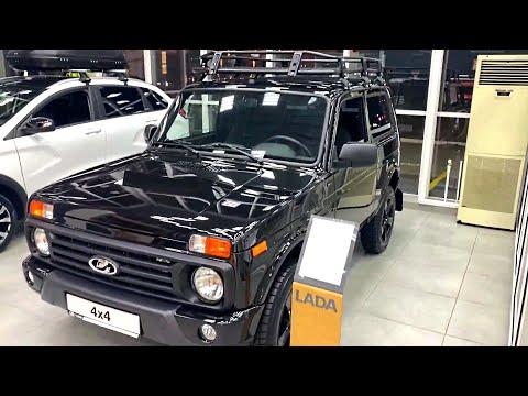 LADA 4x4+Urban BLACK EDITION 2021 Facelift