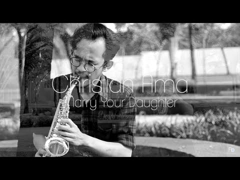 Brian McKnight - Marry Your Daughter ( Saxophone Cover By Christian Ama )