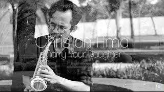 Brian Mcknight - Marry Your Daughter   Saxophone Cover By Christian Ama
