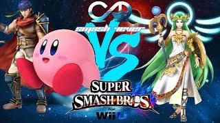 Smash 4-Ever 9 | Orion (Kirby/Ike) vs Punishment Divine (Palutena)