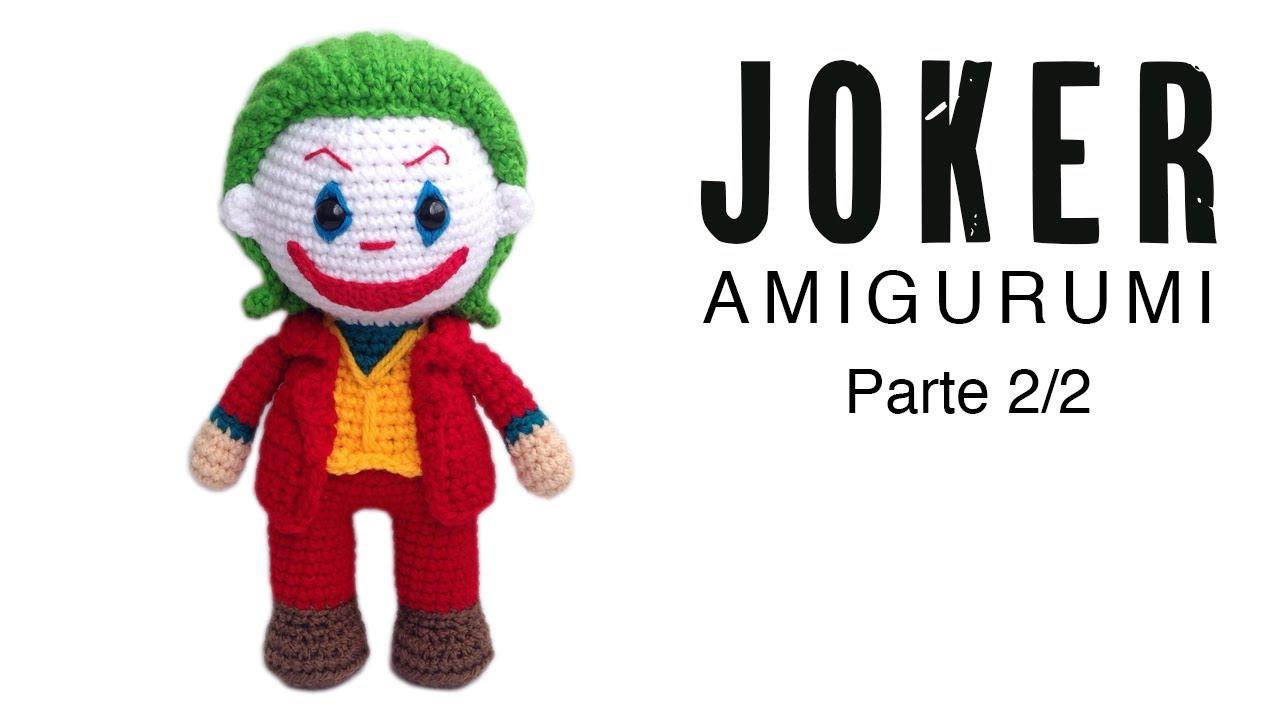 Amigurumi Harley Quinn | 720x1280