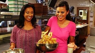 How To Make Islands Restaurant's French Fries | Get The Dish