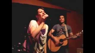 Janeen Leah -  Show Me The Door (Live)