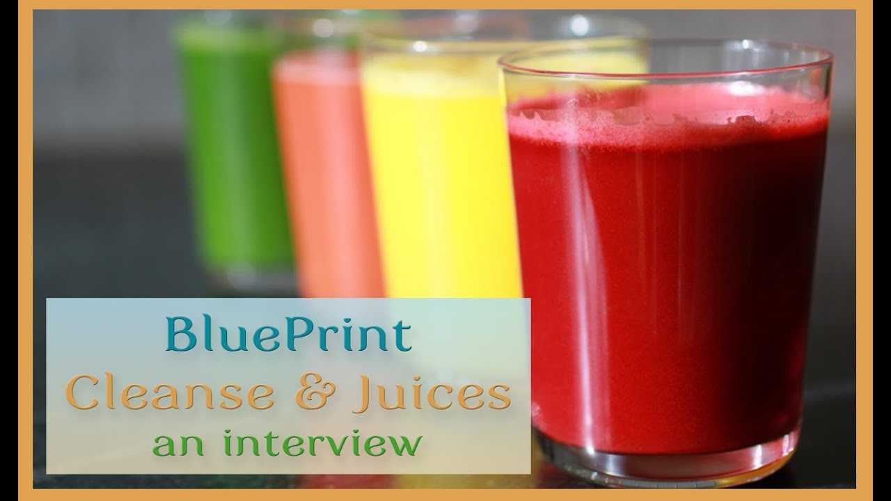 Raw organic cleanse juices from blueprint an interview youtube raw organic cleanse juices from blueprint an interview malvernweather Image collections