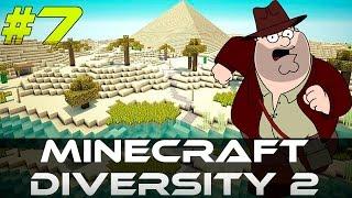 Minecraft Diversity2 Ep #7   Por fin escape Indiana Juanes