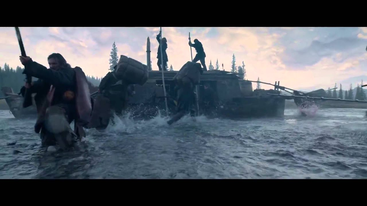The revenant official movie trailer 2015 hd youtube