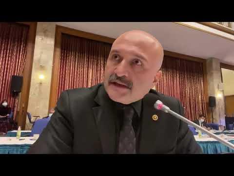 Erhan Usta 2021 Yılı Bütçesinde bu mağduriyetlerin giderilmesi gerekiyor.