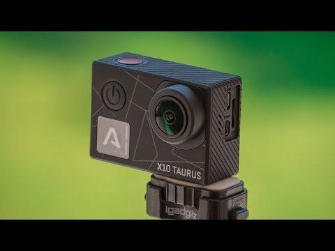 Ez egy GoPro, csak olcsóbb: Lamax X10 Taurus