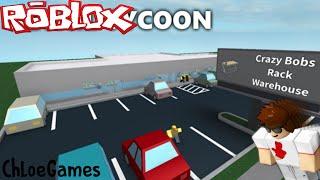 Chloe Plays ROBLOX: Retail Tycoon | FLOCKS OF PEOPLE