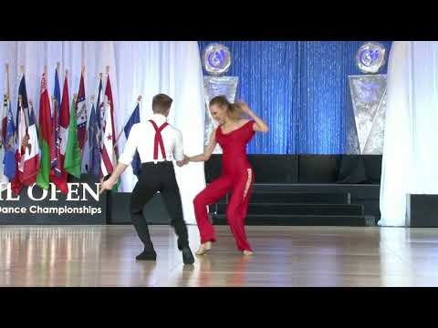 2017 Rising Star - Philipp Wolff & Jany Dudukina - The Open
