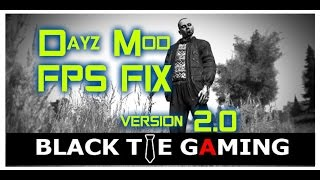 How to get better FPS in Dayz Mod - Version 2.0 - Arma 2 Operation Arrowhead Tutorial