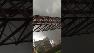 मुंबई के चेंबूर में BPCL प्लांट में तेज धमाके के बाद लगी आग, 21 लोग घायल