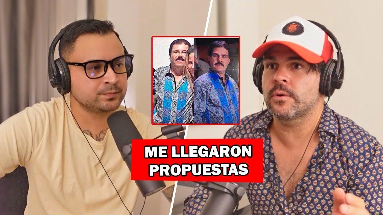 """Download MI EXPERIENCIA HACIENDO """"EL CHAPÖ"""" EN NETFLIX   Marco de la O # 45"""