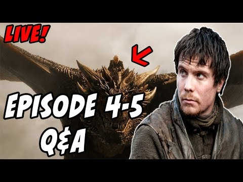 Download Game Of Thrones Season 7 Episode 4-5 Q&A