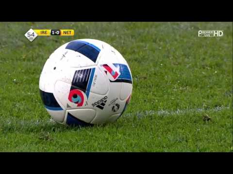 Republic of Ireland vs Netherlands Full Match - Friendlies 27 May 2016 (2ST)