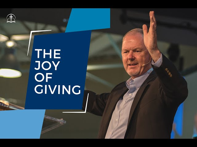 The Joy of Giving | 2 Corinthians 8 & 9 | Total Grace