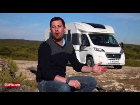 Test du nouveau camping-car Coral 670 SC d'Adria