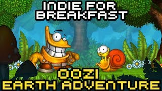 Indie for Breakfast - Oozi: Earth Adventure (Steam)