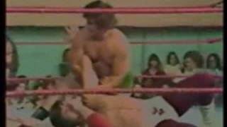Memphis Wrestling: Don Anderson vs. Jerry Lawler
